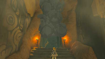The Legend of Zelda Breath of the Wild (BotW) Finding the Yiga Clan Hideout Secret Entrance