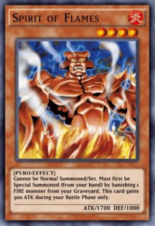 Spirit of Flames