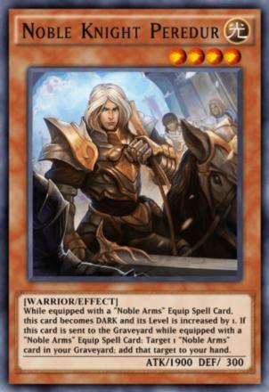 Noble Knight Peredur
