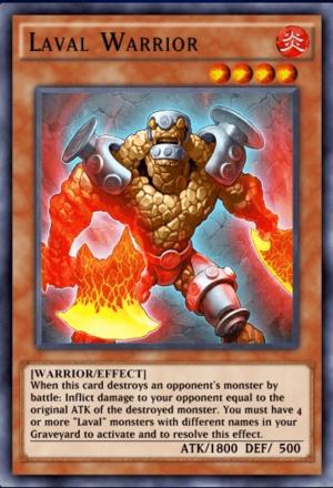 Laval Warrior