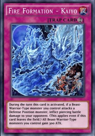Fire Formation - Kaiyo