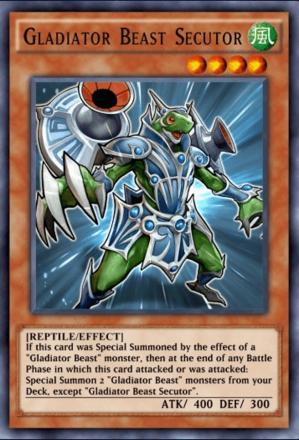 Gladiator Beast Secutor