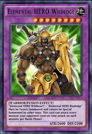 Elemental HERO Wildedge