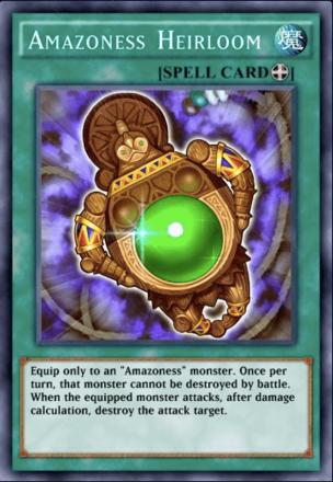 Amazoness Heirloom