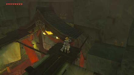 The Legend of Zelda Breath of the Wild (BotW) Hidden Treasure Chest