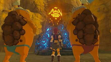 Joloo Nah Shrine Walkthrough Location And Puzzle Solution Zelda Breath Of The Wild Botw Game8 Once done, the joloo nah shrine will appear, allowing you to take on its trial. joloo nah shrine walkthrough location