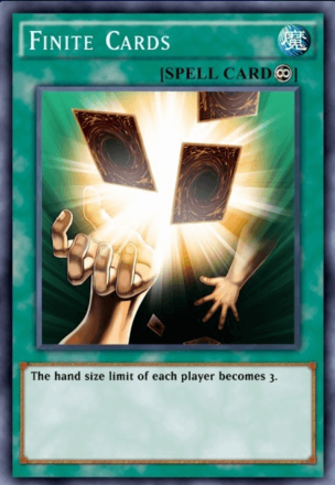 Finite Cards