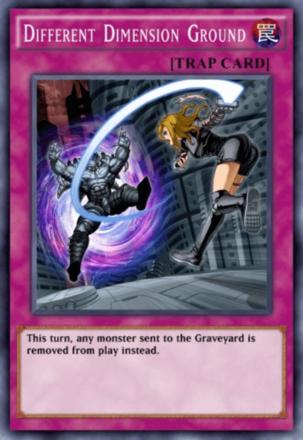 Different Dimension Guard