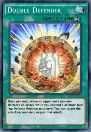 Double Defender