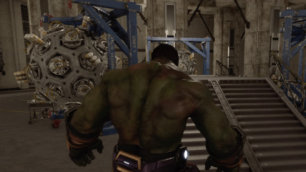 Avengers Prototype Weapons Forge