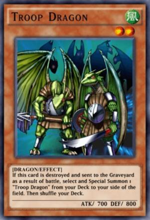 Troop Dragon