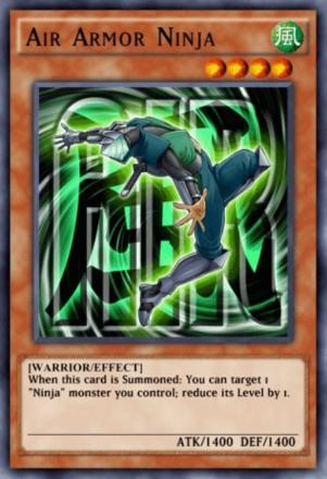 Air Armor Ninja