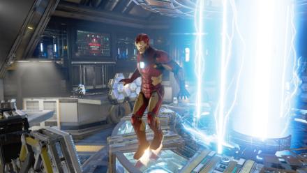 Avengers Hybrid Chamber