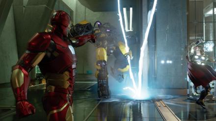 Avengers Advanced Lab
