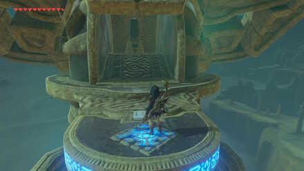 Divine Beast Vah Naboris Dungeon Walkthrough Zelda Breath Of The Wild Botw Game8