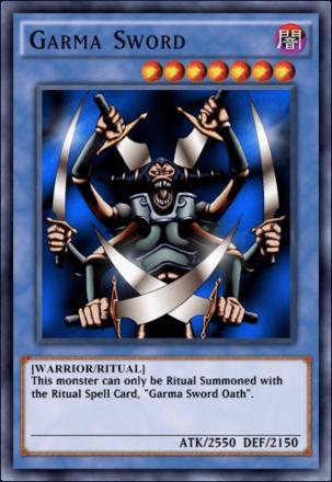 Garma Sword