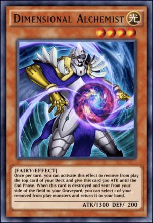 Dimensional Alchemist