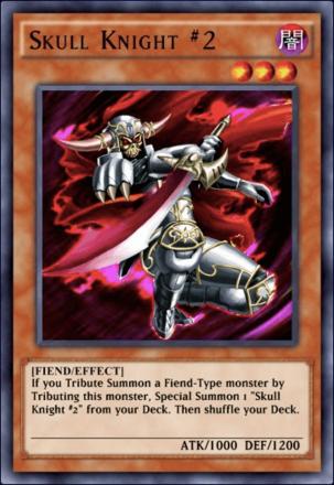 Skull Knight #2