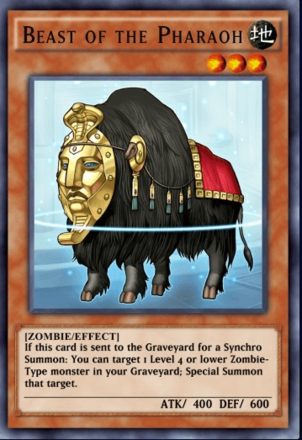 Beast of the Pharaoh