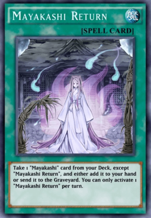 Mayakashi Return