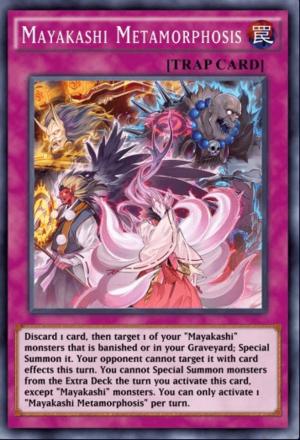 Mayakashi Metamorphosis