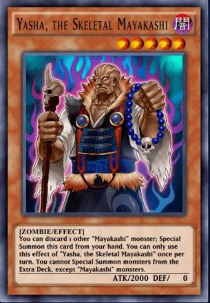Yasha the Keletal Mayakashi