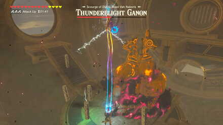 The Legend of Zelda Breath of the Wild (BotW) Thunderblight Ganon Metal Pillars.jpg
