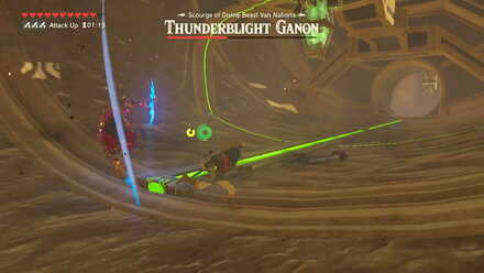 The Legend of Zelda Breath of the Wild (BotW) Thunderblight Ganon Multiple Slices.jpg