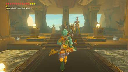 The Legend of Zelda Breath of the Wild (BotW) Reporting Back to Riju.jpg