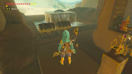 The Legend of Zelda Breath of the Wild (BotW) Two Chests.jpg