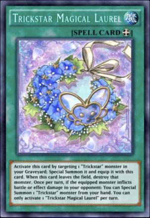 Trickstar Magical Laurel