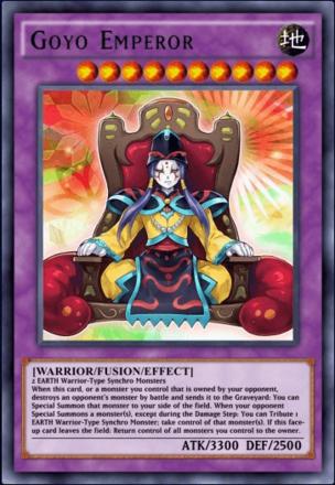 Goyo Emperor
