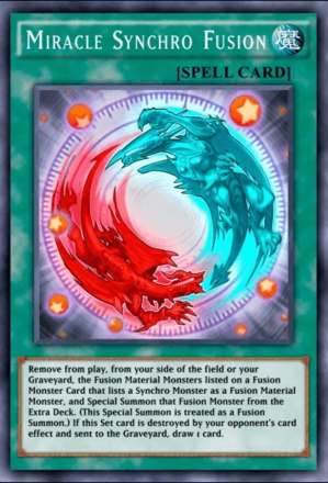 Miracle Synchro Fusion