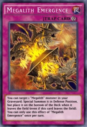 Megalith Emergence