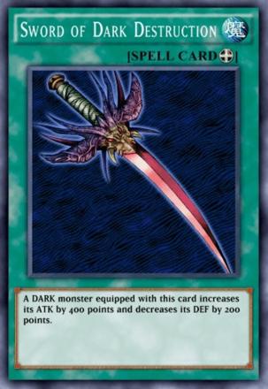 Sword of Dark Destruction