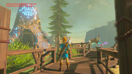 Akh Va Quot Shrine Walkthrough Location And Puzzle Solution Zelda Breath Of The Wild Botw Game8 Many of the turbines are tied to orange switches. akh va quot shrine walkthrough