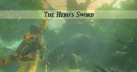 The Legend of Zelda Breath of the Wild (BotW) The Hero