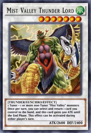 Mist Valley Thunder Lord