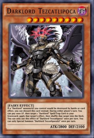 Darklord Tezcatlipoca