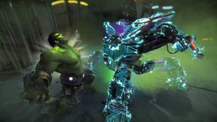 Hulk Best Build