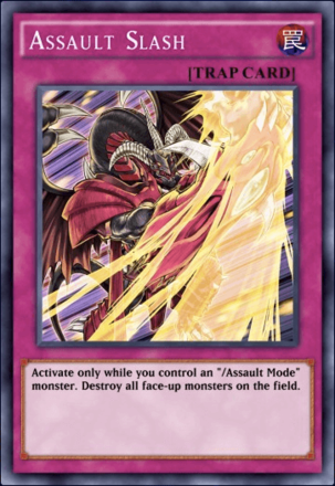Assault Slash