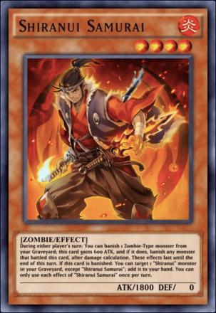Shiranui Samurai