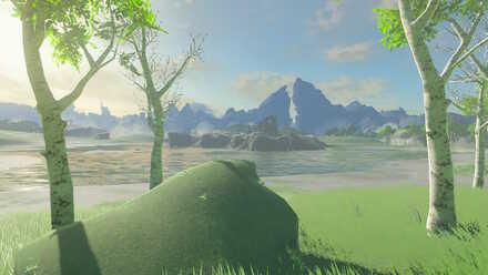The Legend of Zelda Breath of the Wild (BotW) Photo 2 - Lake Kolomo.jpg