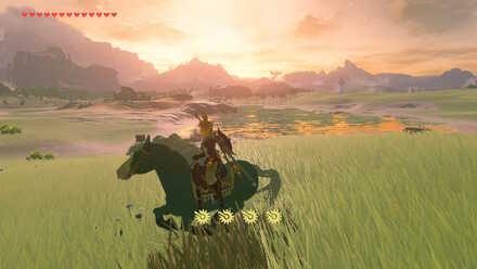 The Legend of Zelda Breath of the Wild (BotW) Lake Kolomo.jpg