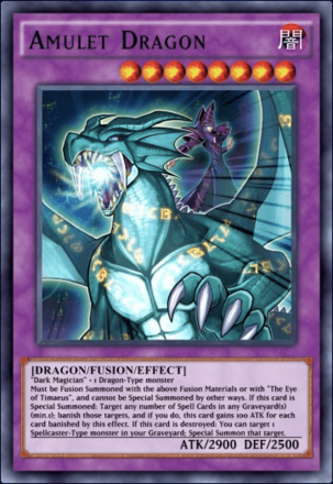 Amulet Dragon