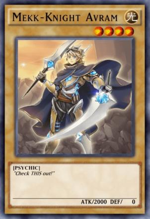 Mekk-Knight Avram
