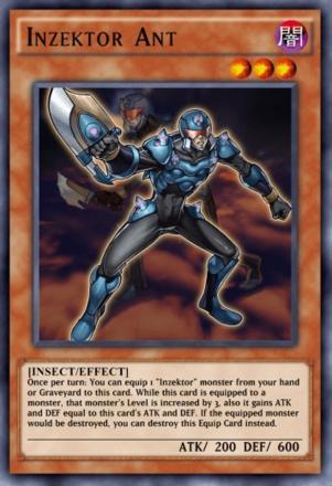 Inzektor Ant