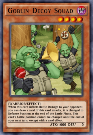Goblin Decoy Squad