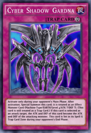 Cyber Shadow Gardna