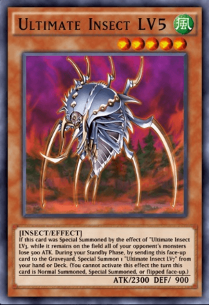 Ultimate Insect LV5